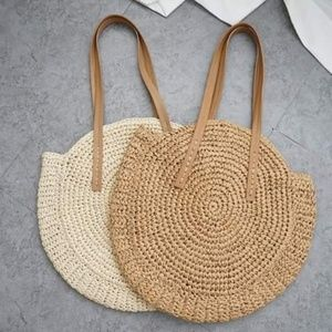Handbags - 🔥🔥🔥 handmade woven summer bag🔥🔥🔥
